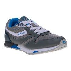 Jual Spotec Exclude Sepatu Lari Abu Abu Biru Spotec Original