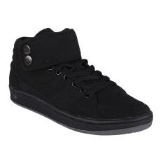 Promo Spotec Fernando Sepatu Basket Black Black Akhir Tahun