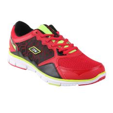 Spotec Genesis Sepatu Lari - Red/Black