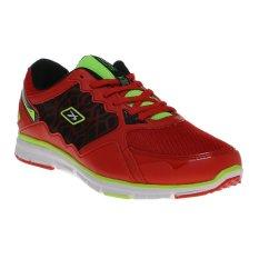Promo Spotec Genesis Sepatu Lari Red Citron Spotec Terbaru