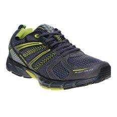 Kualitas Spotec Gizmo Sepatu Lari Abu Tua Hijau Cerah Spotec