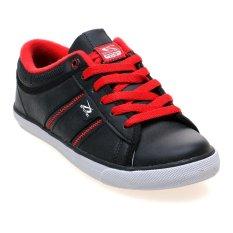 Spek Spotec Glory Sepatu Sneakers Hitam Merah Spotec