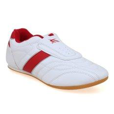 Ongkos Kirim Spotec Grand Sepatu Taekwondo Putih Merah Di Indonesia