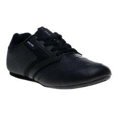 Diskon Spotec Hawker Sepatu Sneakers Hitam Hitam Spotec