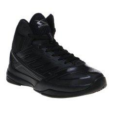 Jual Spotec Hornets Sepatu Basket Hitam Baru