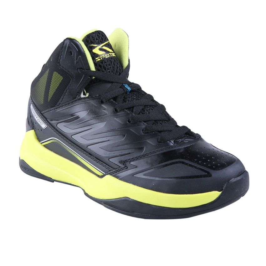 best service 668b5 0c26f Spotec Hornets Sepatu Basket Pria Wanita
