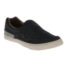 Spesifikasi Spotec Jefry Sepatu Sneakers Black Off White Beserta Harganya