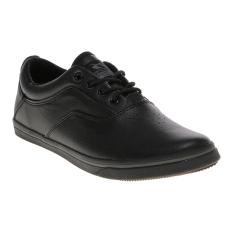 Review Spotec Jessy Syntetic Sepatu Sneakers Black Black Terbaru