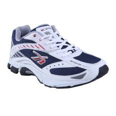 Beli Spotec Kinetic Sepatu Lari Putih Biru Tua Yang Bagus