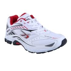 Harga Spotec Kinetic Sepatu Lari Putih Merah Yang Bagus