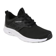 Spotec Liquid Sepatu Lari - Hitam/Putih
