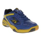 Harga Spotec Maserati Sepatu Badminton R Blue Yellow Satu Set