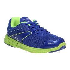 Harga Spotec Maxima Sepatu Lari Biru Hijau Cerah Yang Murah