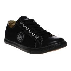 Spesifikasi Spotec Moonstar Sepatu Sneakers Black Black Murah Berkualitas