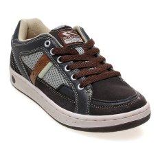 Beli Spotec Robin Sepatu Sneakers Brown O White Yang Bagus