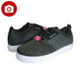 Promo Toko Spotec Sabbo Sepatu Sneakers Hijau Tua Putih