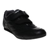 Toko Spotec Samurai Velcro Sepatu Sneakers Black Black Lengkap