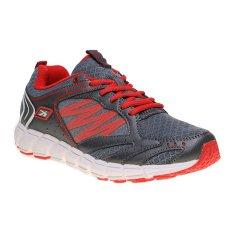 Toko Spotec Spc 2 5 Sepatu Lari D Grey Red Spotec Online