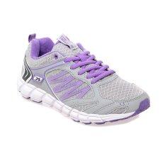 Spotec SPC 2.5 Sepatu Lari Wanita - Abu-Abu-Ungu
