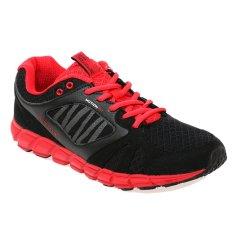 Beli Spotec Spc 3 Sepatu Lari Pria Hitam Merah Spotec Murah