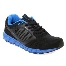 Spotec SPC 3.0 Sepatu Lari Pria - Hitam-Royal Blue