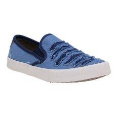 Beli Spotec Swag Sepatu Sneakers Blue Off Wht Online Jawa Barat