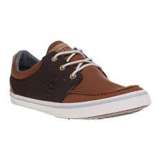 Toko Spotec Swift Sepatu Sneakers Brown D Brw Spotec