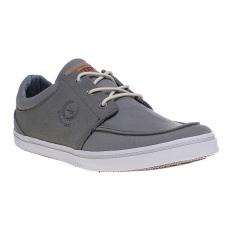 Spotec Swift Sepatu Sneakers Grey D Grey Asli