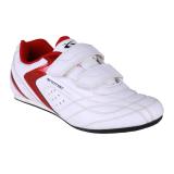 Toko Spotec Victor Velcro Sepatu Sneakers Olahraga Putih Merah Online Jawa Barat