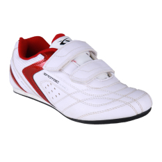 Harga Spotec Victor Velcro Sepatu Sneakers Olahraga Putih Merah Spotec Ori