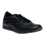 Jual Spotec Zeus Sepatu Sneakers Hitam Abu Abu Tua Spotec