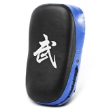 Dapatkan Segera Square Boxing Pad Punching Bag Karate Sparring Muay Thai Tkd Training Foot Target Gear Blue