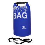 Jual Ss Waterproof Dry Bag Korean 2 Liter Blue Waterprof Drybag Biru Tas Anti Air Ss Branded