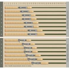 St. Croix Tidemaster Inshore Spinning Rods (70, MHF)-Intl