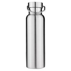 Harga Stainless Steel Thermos Double Wall Botol Air Terisolasi Vakum Bambu Cap 600 Ml Intl Not Specified