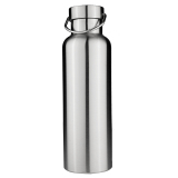Toko Stainless Steel Thermos Double Wall Botol Air Terisolasi Vakum Bambu Cap 700 Ml Intl Oem Di Tiongkok