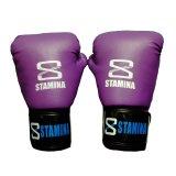 Beli Stamina Sarung Tinju Ungu Facelift Boxing Gloves Pake Kartu Kredit