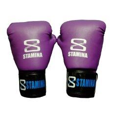 Spesifikasi Stamina Sarung Tinju Ungu Facelift Boxing Gloves Murah Berkualitas