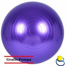 StarStore Gym Ball / Bola Fitness Senam Yoga Gratis Pompa