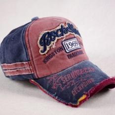 Jual Musim Panas Bisbol Cap Huruf Bordir Retro Snapback Trucker Topi Olahraga Hat Untuk Pria Wanita Warna Merah Anggur Ukuran M 56 58 Cm Intl Oem Asli
