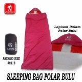 Beli Summit Series Sleeping Bag Bulu Bahan Polar Bulu Tebal Hangat Nyaman Mountlines Asli