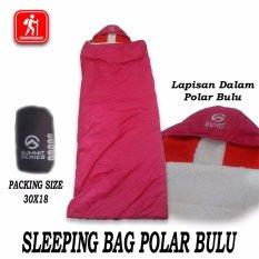 Beli Summit Series Sleeping Bag Bulu Bahan Polar Bulu Tebal Hangat Nyaman Lengkap