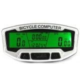 Diskon Sunding Sd 558C Bike Wireless Watertproof Odometer Speedometer Dengan Lcd Backlight Putih Intl Tiongkok