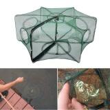 Promo Toko Sunshop Praktis Ikan Kepiting Udang Folding Net Perangkap Crawfish Dip Cage Net Intl