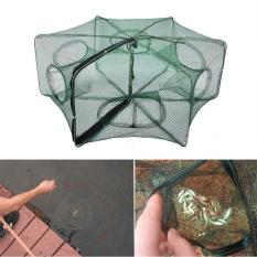Harga Sunshop Praktis Ikan Kepiting Udang Folding Net Perangkap Crawfish Dip Cage Net Intl Seken