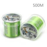 Harga Super Kuat 500 M Nylon Fishing Line 14 3Lb Jig Carp Tahan Aus Fishing Tali Intl Tiongkok