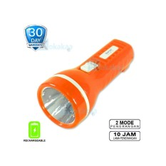 Surya Senter Led Mini Emergency SYT-V169X 0.5 Watt Super LED Rechargeable