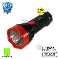 Surya Senter Led Mini Emergency Flashlight SYT-V171X 0.5 Watt Super LEDRechargeable