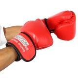 Review Suten 1 Pair Pu Tinju Kickboxing Latihan Fighting Segera Sarung Tangan Untuk Fighter Intl Di Tiongkok