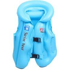 Swim vest Pool School Step B (Size L) Pelampung Rompi Jaket Ban Renang Anak
